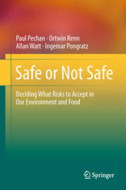 Pechan, Paul - Safe or Not Safe, ebook