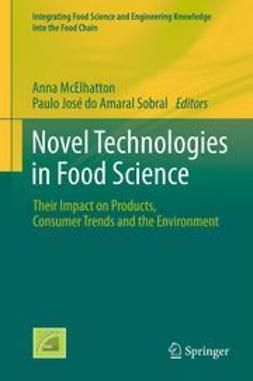 McElhatton, Anna - Novel Technologies in Food Science, e-bok