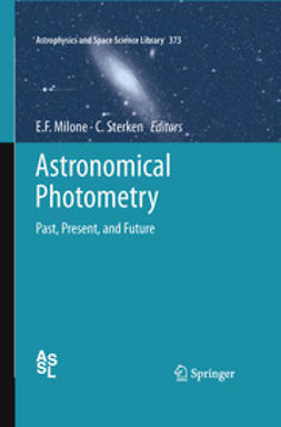 Milone, Eugene F. - Astronomical Photometry, ebook