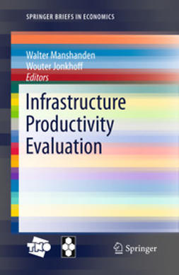 Jonkhoff, Wouter - Infrastructure Productivity Evaluation, ebook