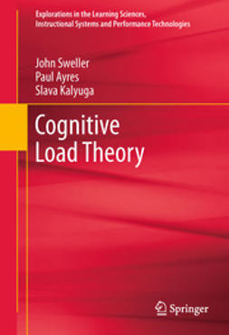 Sweller, John - Cognitive Load Theory, ebook