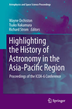 Nakamura, Tsuko - Highlighting the History of Astronomy in the Asia-Pacific Region, ebook