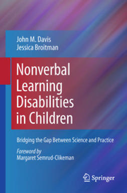 Davis, John M. - Nonverbal Learning Disabilities in Children, ebook