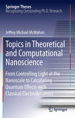 McMahon, Jeffrey Michael - Topics in Theoretical and Computational Nanoscience, ebook