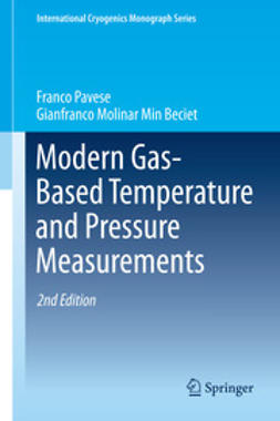 Pavese, Franco - Modern Gas-Based Temperature and Pressure Measurements, ebook