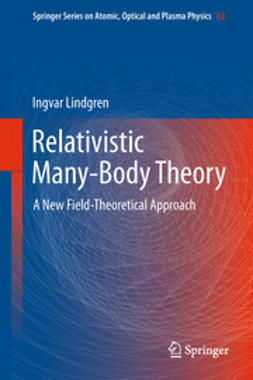Lindgren, Ingvar - Relativistic Many-Body Theory, ebook