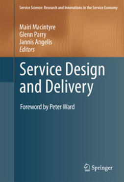 Macintyre, Mairi - Service Design and Delivery, ebook