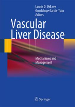 DeLeve, Laurie D. - Vascular Liver Disease, ebook