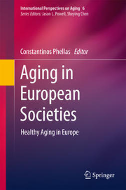 Phellas, Constantinos - Aging in European Societies, ebook
