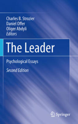 Strozier, Charles B. - The Leader, ebook