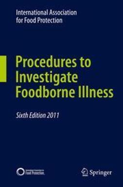 - Procedures to Investigate Foodborne Illness, ebook