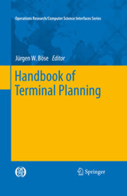 Böse, Jürgen W. - Handbook of Terminal Planning, ebook