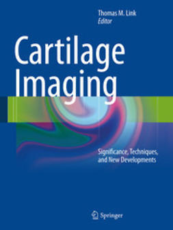 Link, Thomas M. - Cartilage Imaging, ebook