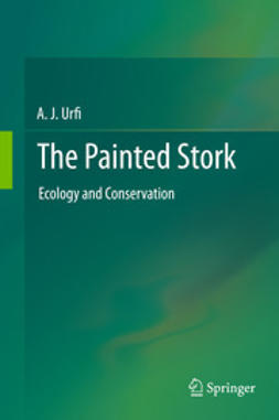 Urfi, A. J. - The Painted Stork, ebook