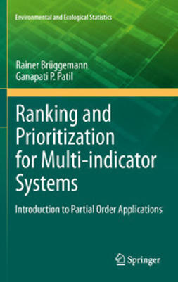 Brüggemann, Rainer - Ranking and Prioritization for Multi-indicator Systems, e-bok