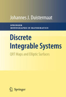 Duistermaat, J.J. - Discrete Integrable Systems, ebook