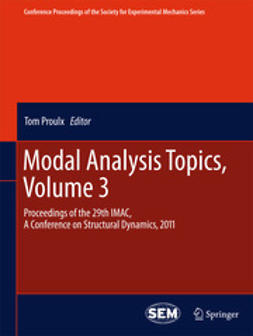 Proulx, Tom - Modal Analysis Topics, Volume 3, ebook