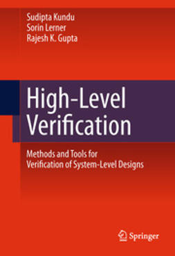 Kundu, Sudipta - High-Level Verification, ebook