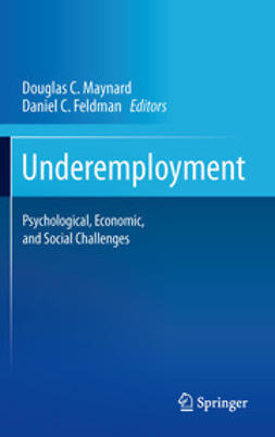 Maynard, Douglas C. - Underemployment, ebook
