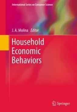 Molina, J. A. - Household Economic Behaviors, ebook