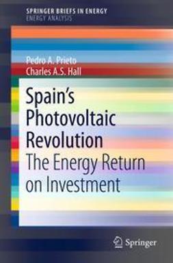 Prieto, Pedro A. - Spain's Photovoltaic Revolution, ebook