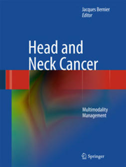 Bernier, Jacques - Head and Neck Cancer, e-bok