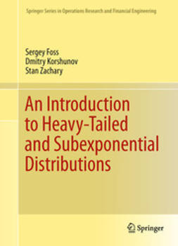 Foss, Sergey - An Introduction to Heavy-Tailed and Subexponential Distributions, ebook
