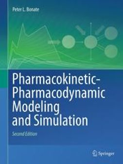 Bonate, Peter L. - Pharmacokinetic-Pharmacodynamic Modeling and Simulation, ebook