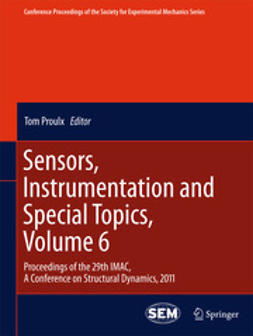 Proulx, Tom - Sensors, Instrumentation and Special Topics, Volume 6, ebook