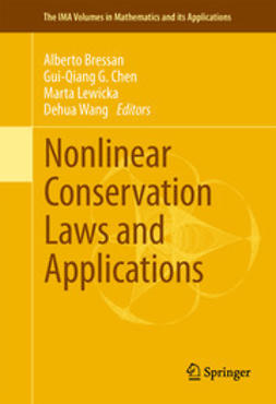 Bressan, Alberto - Nonlinear Conservation Laws and Applications, ebook
