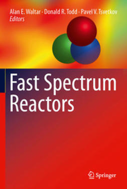 Waltar, Alan E. - Fast Spectrum Reactors, ebook