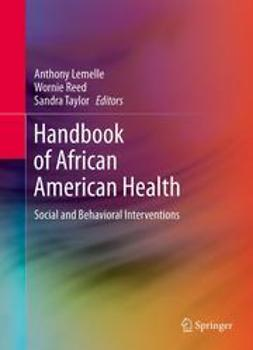 Lemelle, Anthony J. - Handbook of African American Health, ebook