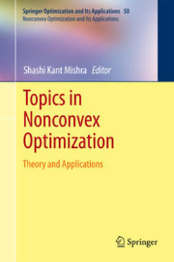 Mishra, Shashi Kant - Topics in Nonconvex Optimization, ebook