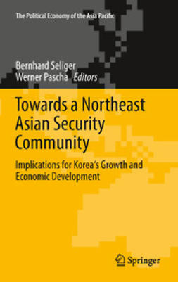 Seliger, Bernhard - Towards a Northeast Asian Security Community, e-kirja