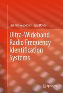 Nekoogar, Faranak - Ultra-Wideband Radio Frequency Identification Systems, ebook