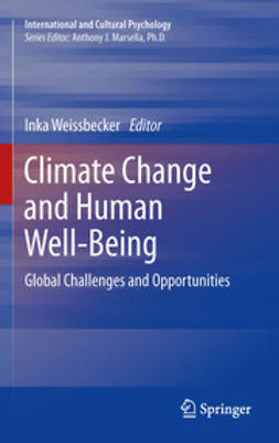 Weissbecker, Inka - Climate Change and Human Well-Being, ebook
