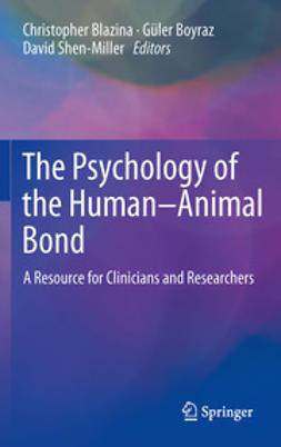 Blazina, Christopher - The Psychology of the Human-Animal Bond, ebook
