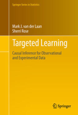 Laan, Mark J. van der - Targeted Learning, e-kirja