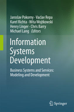 Pokorny, Jaroslav - Information Systems Development, ebook
