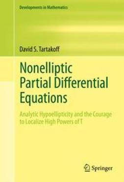 Tartakoff, David S. - Nonelliptic Partial Differential Equations, ebook