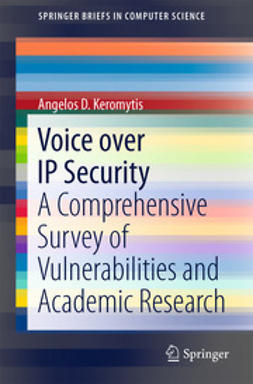 Keromytis, Angelos D. - Voice over IP Security, ebook