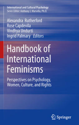Rutherford, Alexandra - Handbook of International Feminisms, e-bok