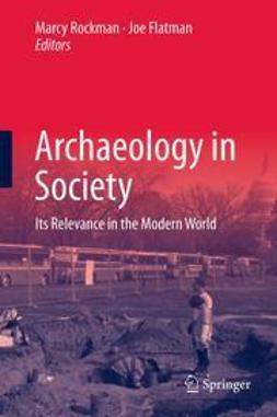 Rockman, Marcy - Archaeology in Society, ebook