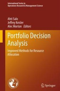 Salo, Ahti - Portfolio Decision Analysis, ebook