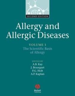 Bousquet, Jean - Allergy and Allergic Diseases, ebook