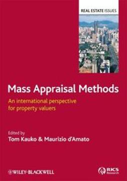 Kauko, Tom - Mass Appraisal Methods: An International Perspective for Property Valuers, ebook