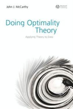 McCarthy, John J. - Doing Optimality Theory, ebook