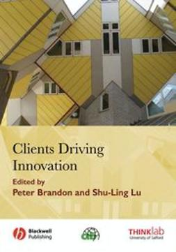 Brandon, Peter S. - Clients Driving Innovation, ebook