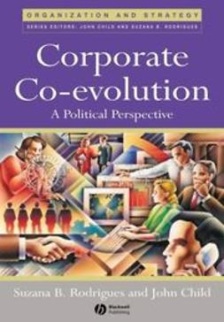 Corporate Co-Evolution: A Politiical Perspective