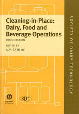 Tamime, Adnan - Cleaning-in-Place: Dairy, Food and Beverage Operations, e-bok